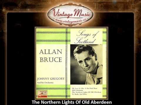 Allan Bruce -- The Northern Lights Of Old Aberdeen