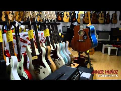 ¿Guitarra estropeada? || AGL Musical Majadahonda || javiermgtv.tk
