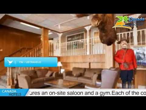 Best Western Gold Rush Inn - Whitehorse Hotels, Canada