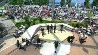 """Calum Scott Perform """"What I Miss Most"""" at ZDF Fernsehgarten"""