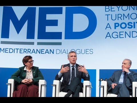 NATO Secretary General at Mediterranean Dialogues Conference, Rome, 22 NOV 2018