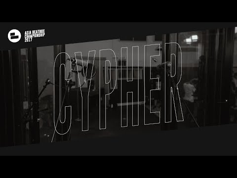 Asia Beatbox Championship 2017 Studio Cypher