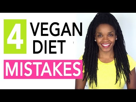 Vegan Diet Mistakes: Vegan Diet for Beginners