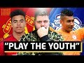 Just Play The Youth! Manchester United Vs Cardiff City | Tactical Preview | Man Utd News