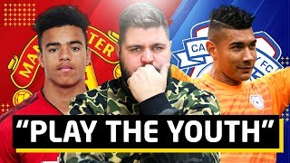 Just Play The Youth! Manchester United vs Cardiff City   Tactical Preview   Man Utd News