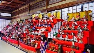 Hina Matsuri (Doll Festival) ひな祭り「おひなさまめぐり in 二見」三重県伊勢市