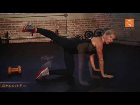 The Kusch Butt Workout: 15 Minutes