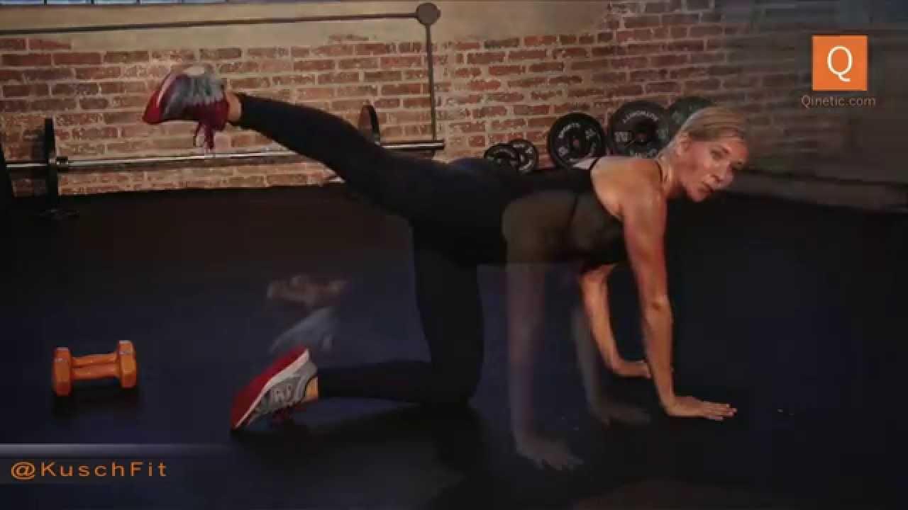 5b9dcacfcc1 The Kusch Butt Workout  15 Minutes - YouTube