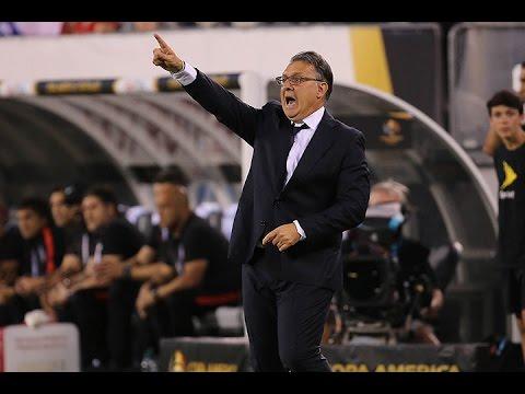 Martino aseguró que es una decepción no haber ganado la Copa América