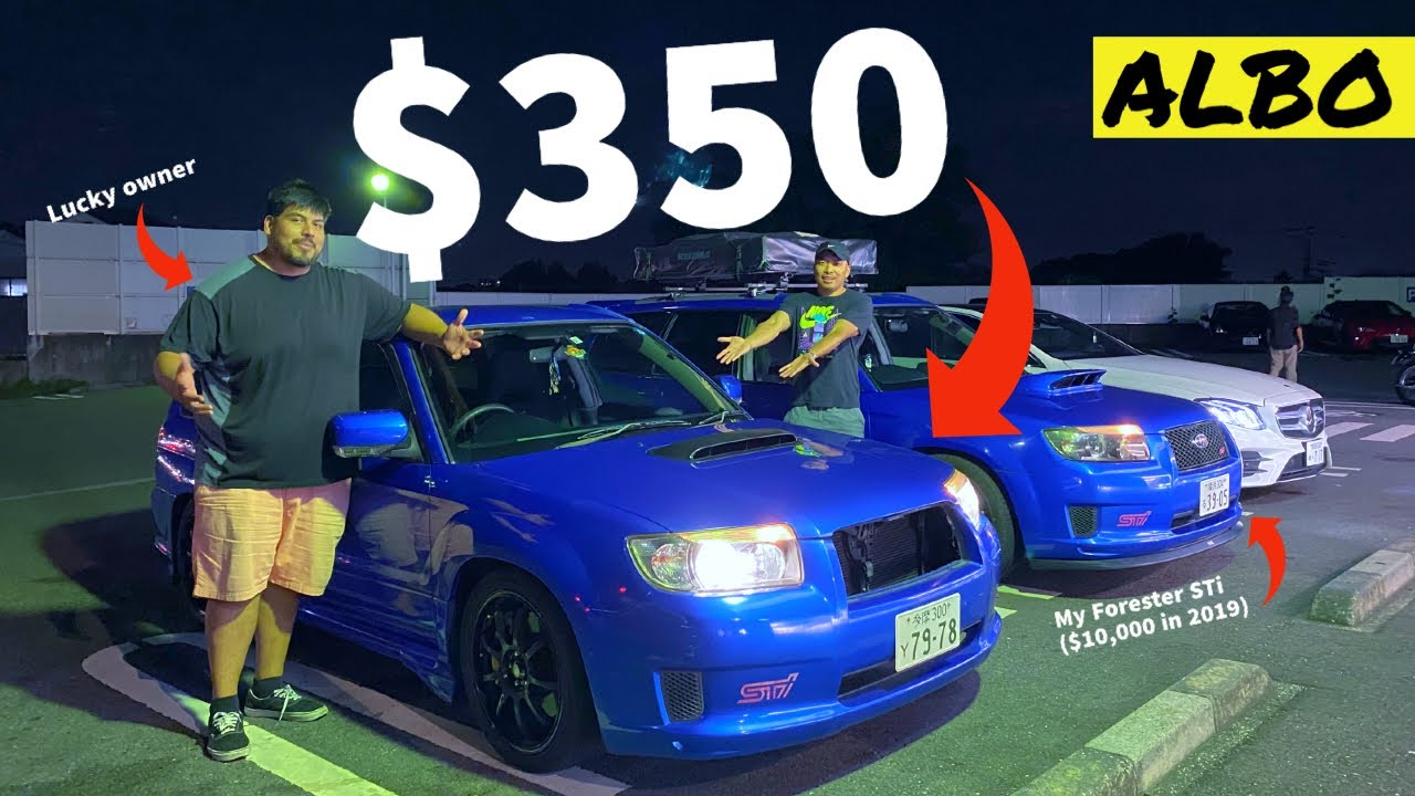 Is This The Cheapest Subaru STi Ever?