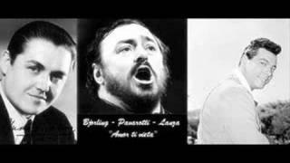 "The dueling tenors- part 3- ""Amor ti vieta,"" Lanza, Bjorling, Pav"
