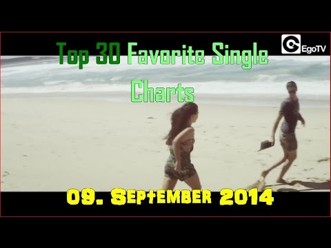 Top 30 Single Charts September 2014