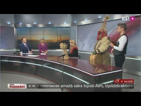 Satiec latvisko Valentīnu! Intervija ar Vecumnieku novada folkloras kopas dalībniekiem