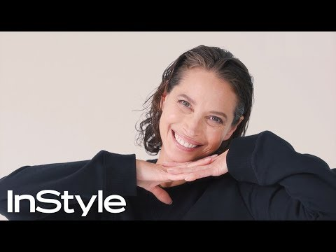 Christy Turlington Burns: Supermodel Super Faces | InStyle