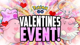 pokemon go valentine s day event is live porygon everywhere mew