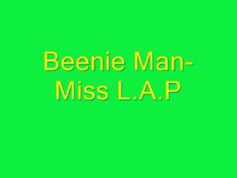 Beenie Man Miss L. A .P