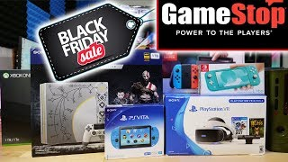 Gamestop's Crazy Black Friday Deals 2019! | Black Friday 2019 |