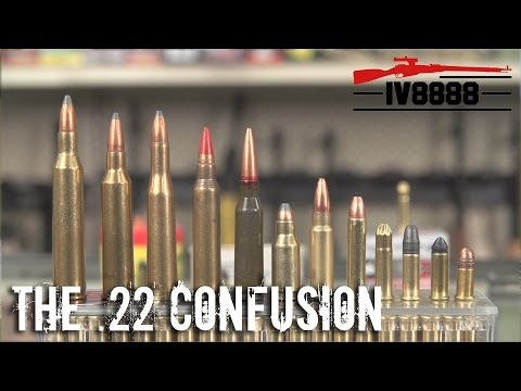 "Firearms Facts: ""The .22 Confusion..."""