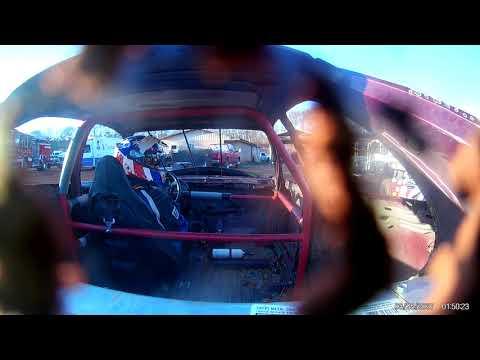 West Georgia Speedway frost bite hot shots heat race