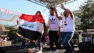 رد فعل الاتراك على اغنية تعال اشبعك حب !! صدمووني !   احمد الفريجي