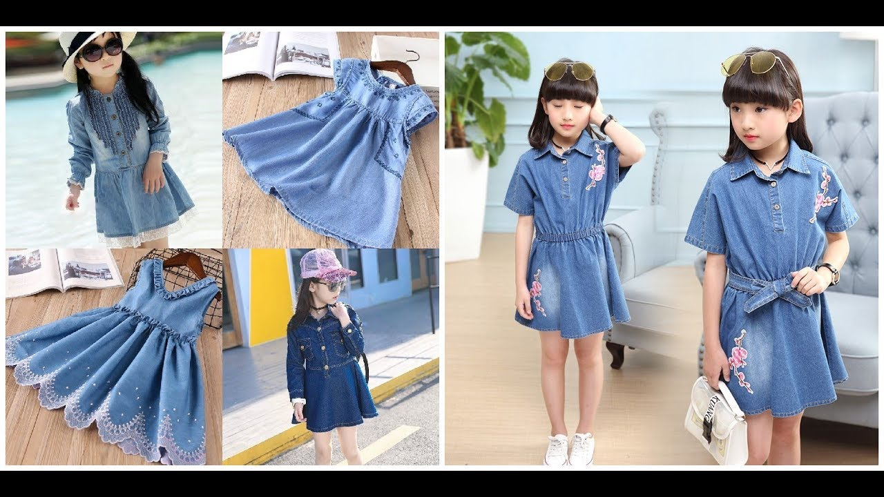 Best Denim Dress