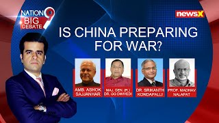 Xi's New Defence Law To Expand Control   China Preparing For War?   NewsX