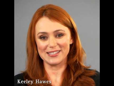keeley hawes video message to the tr fans youtube. Black Bedroom Furniture Sets. Home Design Ideas