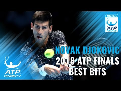 Novak Djokovic: 2018 Nitto ATP Finals Highlights