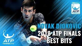 Novak Djokovic: 2018 Nitto ATP Finals Highlights