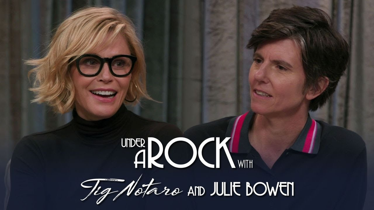 Julie Bowen - Under A Rock with Tig Notaro