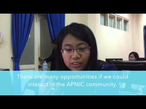 Feedback on APNIC training in Myanmar