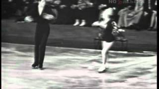 The legends of Soviet figure skating: Tatiana Zhuk and Aleksandr Gorelik
