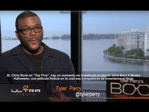 Boo! A Madea Halloween - Tyler Perry Interview