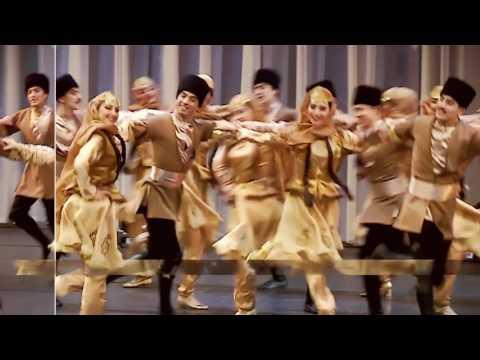 Azerbaijan State Dance Ensemble