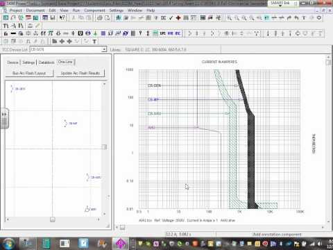 Power System Analysis SKM PTW OCPD Coordination 12 11 13