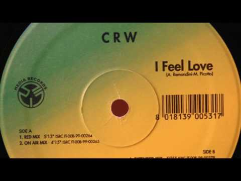 CRW  I Feel Love Extended Mix HD