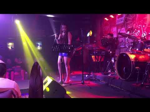 NEVER MIND HER / TELEFONE(LONG DISTANCE LOVE AFFAIR) - AILA SANTOS w/ R2K Band