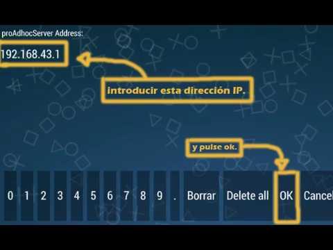 Turorial cómo jugar MHFU línea - Android PPSSPP en Español ...