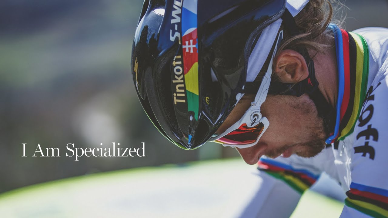 I Am Specialized: Peter Sagan - YouTube