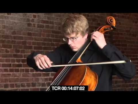 Kodály Sonata op. 8 for Cello solo, 2nd mov, Julian Steckel (2008)