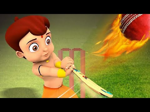 Chota Bheem Cricket World Cup Challenge [Game]