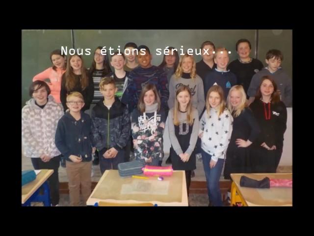 Présentation Ecole Saint Louis Team 6B - Les Crazy Mania