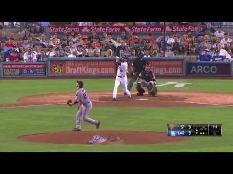 Andre Ethier 2015 Highlights   HD
