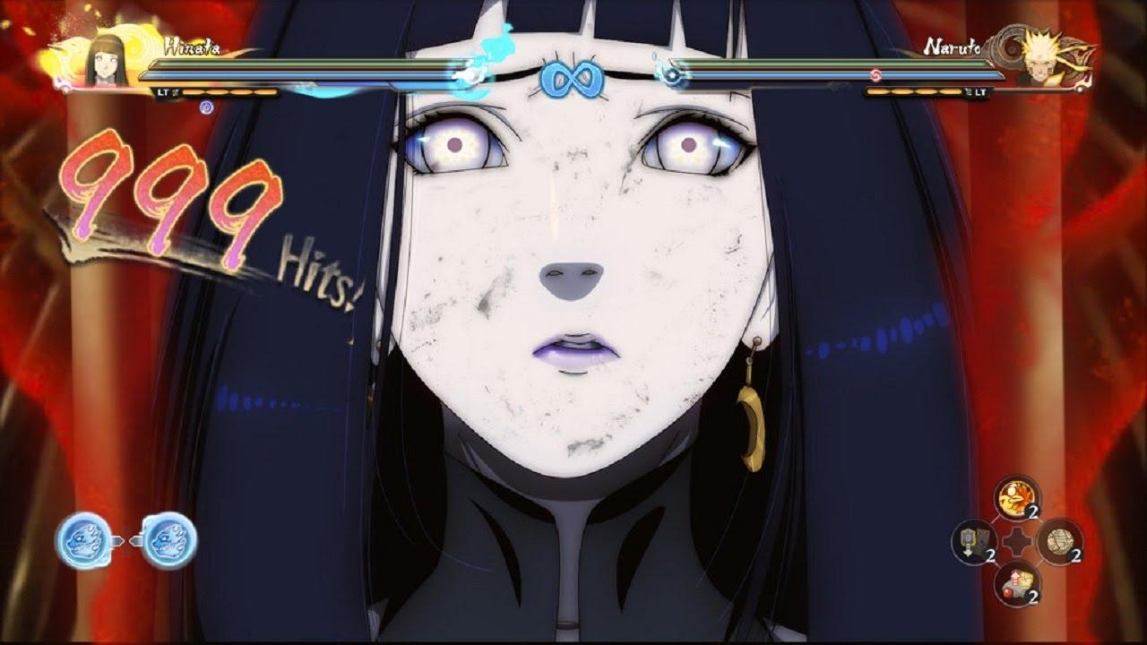 NEW TENSEIGAN KYUBI AWAKENING HINATA DLC! Naruto Storm 4 MOD Gameplay! - YouTube
