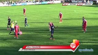 Bahlinger SC vs. Kickers Offenbach : Höhepunkte und Stimmen