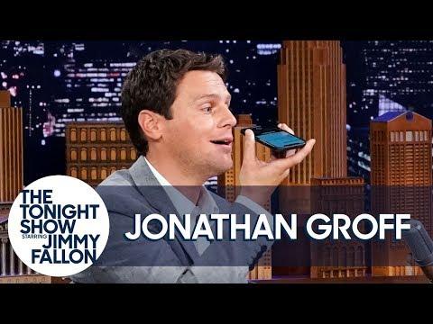 Download Jonathan Groff Sings a Voice Memoas Frozen's Kristofffor Jimmy's Kids Full Version Mp4 baru