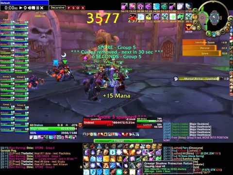 Arcanite Horde vs Loatheb