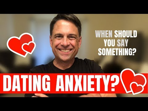 dating with bad anxiety