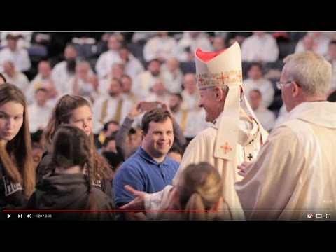 Youth Rally and Mass for Life | VERIZON CENTER