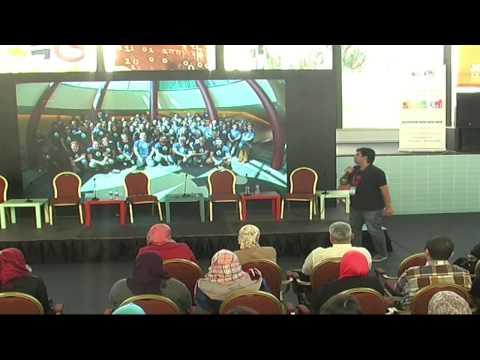 23. MENA ICT Forum 2014 - JoAnimate - Animator's journey from Amman to Disney Session
